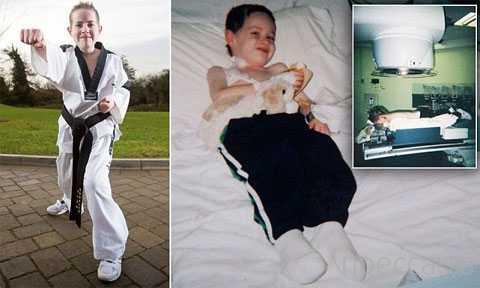 Парализованный школьник неожиданно выздоровел и стал мастером тхэквондо (5 фото)