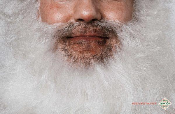 Креативная новогодняя реклама (30 фото)
