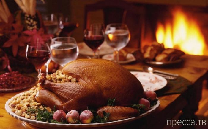 Традиционные новогодние блюда разных стран мира (11 фото)