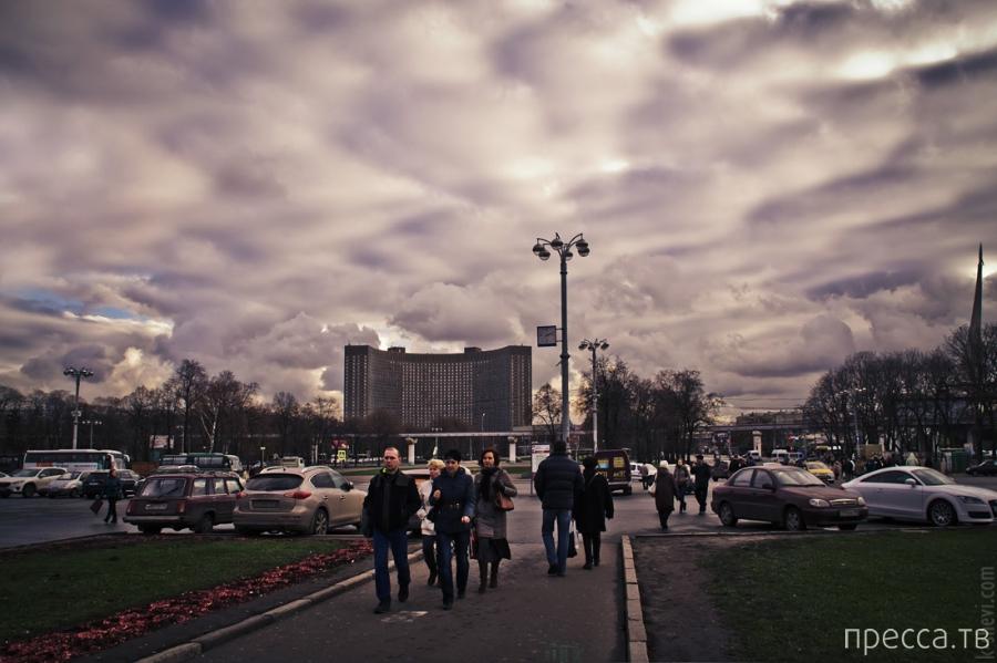 Москва в ноябре 2013 (26 фото)