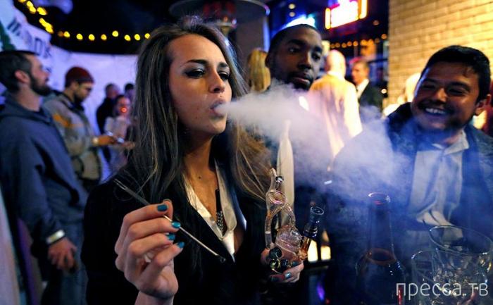 В американском штате Колорадо полностью легализована марихуана (10 фото)