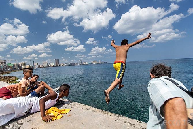 Самое лучшее детство - на Кубе! (24 фото)