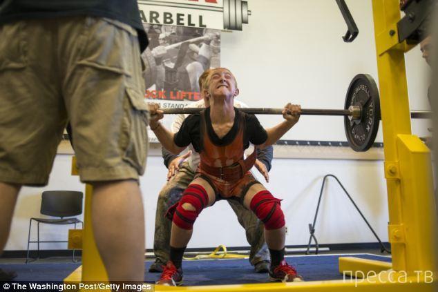 14-летний Джейк Шелленсчлягер из Балтимора побил мировой рекорд (7 фото)