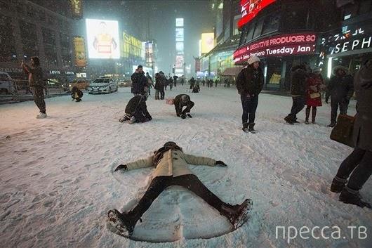 США заморозит до минус 62 (23 фото)