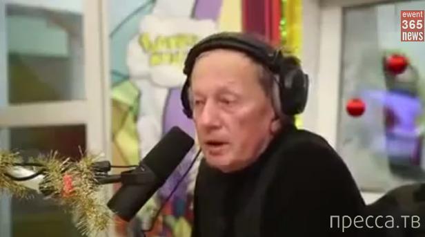 Михаил Задорнов оскорбил украинцев
