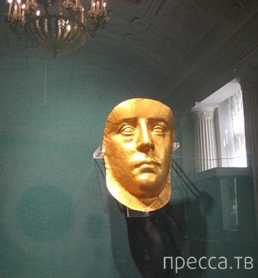 Топ 7: Самые загадочные экспонаты Эрмитажа (6 фото)