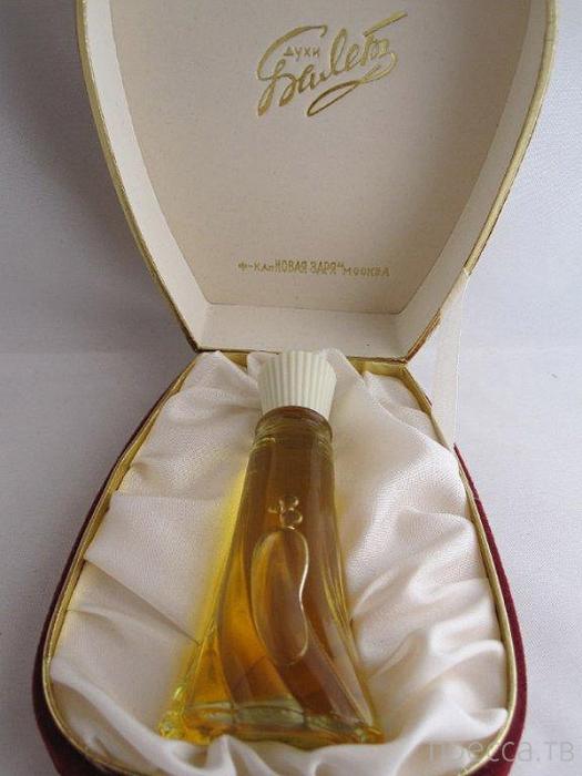 Топ 24: Самые яркие представители парфюмерии СССР (25 фото)