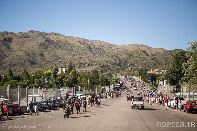 Первый гоночный день на Дакар-2014 (38 фото)