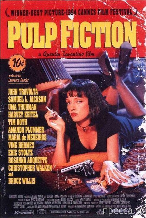 Топ 20: Любимые фильмы, которым исполняется 20 лет (20 фото)
