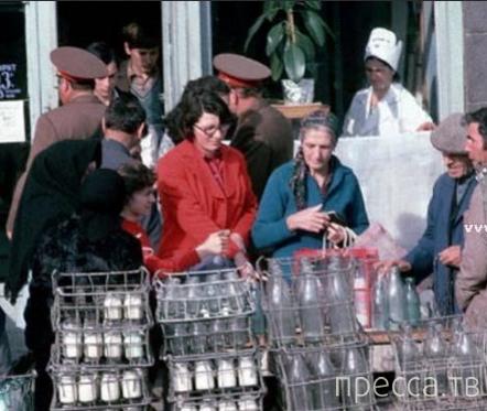 Про советскую стеклотару...