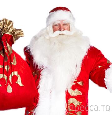К вопросу о существовании Деда Мороза...