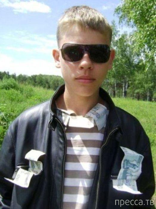 """Подборка прикольных фотографий: """"Тем временем в России"""" (44 фото)"""