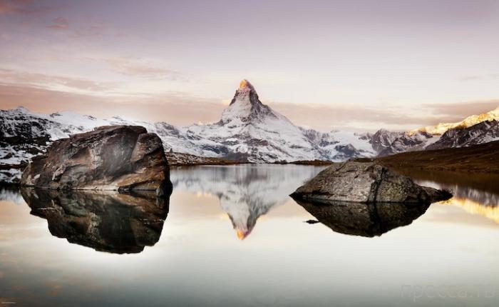Гора Маттерхорн - мечта альпиниста (11 фото)