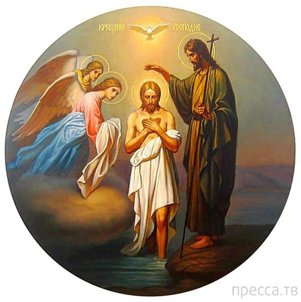 19 января - Крещение Господне или Богоявление (9 фото)