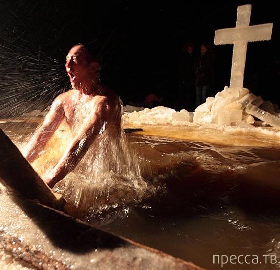 Крещенские купания - 2014 (35 фото)