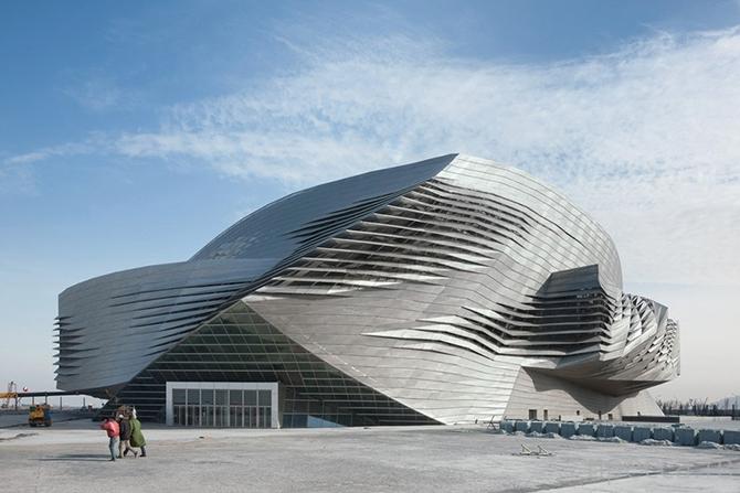 Топ 20: Лучшие новые здания планеты (20 фото)