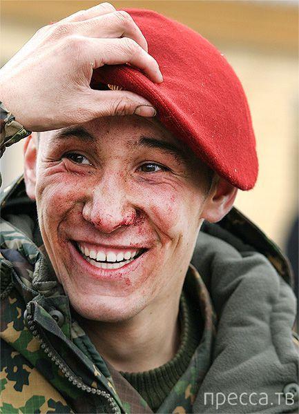 Герой России сержант Евгений Эпов (2 фото)