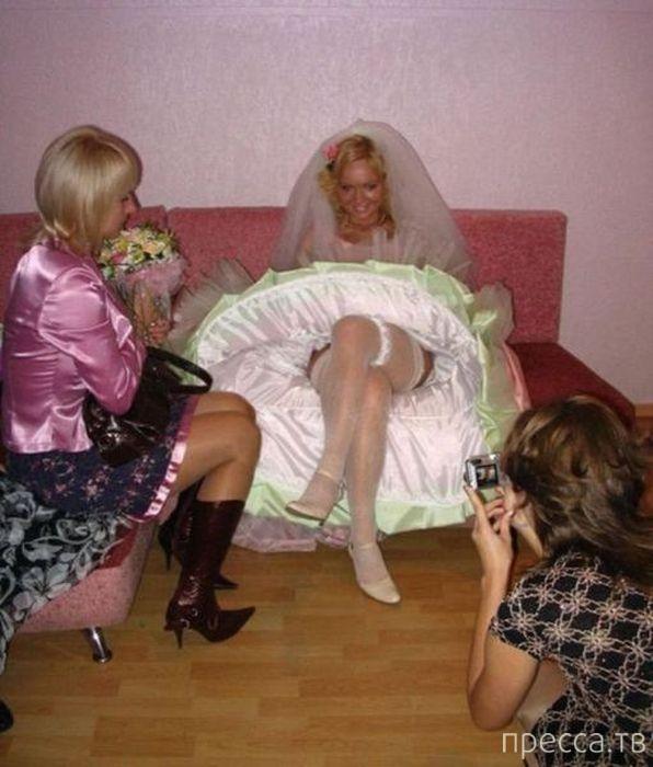 Прикольные свадебные фотографии из разных стран (61 фото)