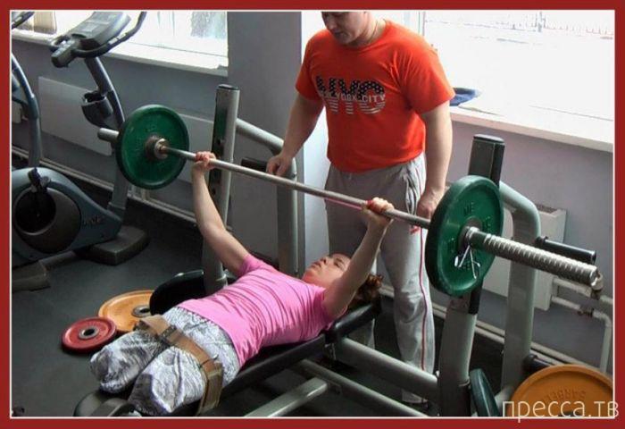 Настя Белковская - девушка с сильным характером (11 фото)