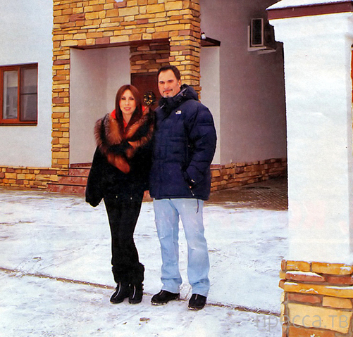 Валерий Меладзе развелся с женой (4 фото)