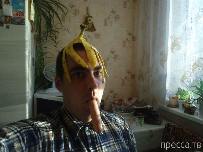 Странные люди из социальных сетей, часть 4 (25 фото)