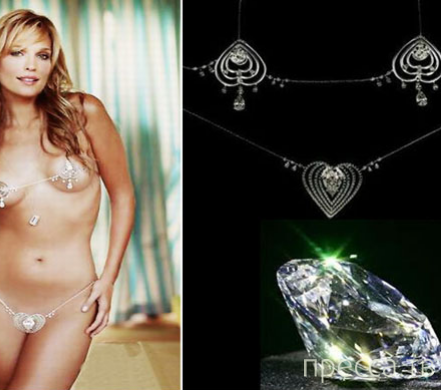 Топ 10: Самые дорогие в мире ювелирные украшения (11 фото)