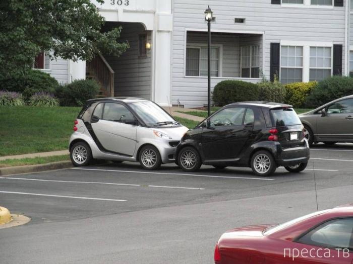 Автомобильные приколы, часть 10 (22 фото)