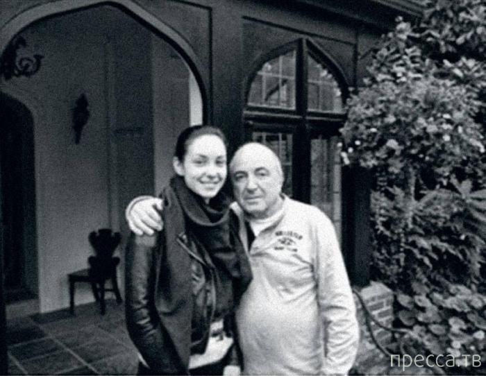 Женщины в жизни Бориса Березовского (12 фото)