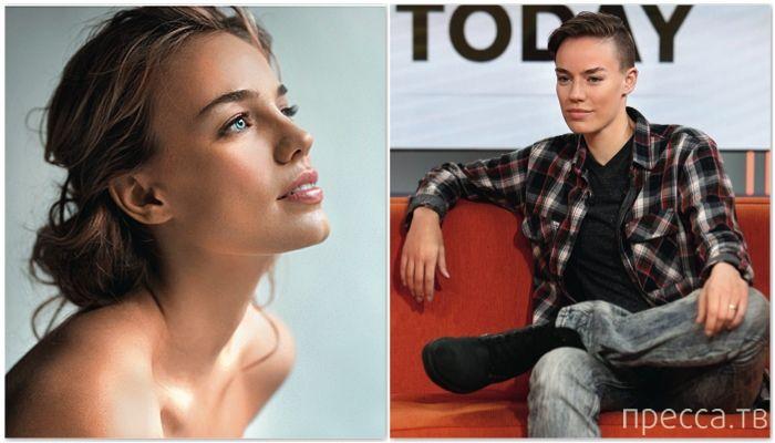 Девушка стала мужской моделью (10 фото)
