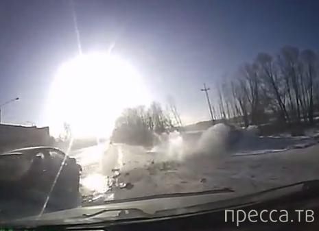 Дистанцию соблюдай! ДТП с участием трех машин на 47 км дороги Тюбук-Кыштым, Челябинская область