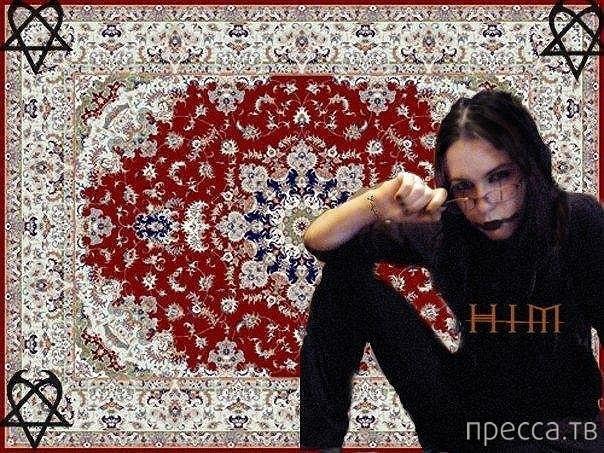 Готы из российских социальных сетей (11 фото)