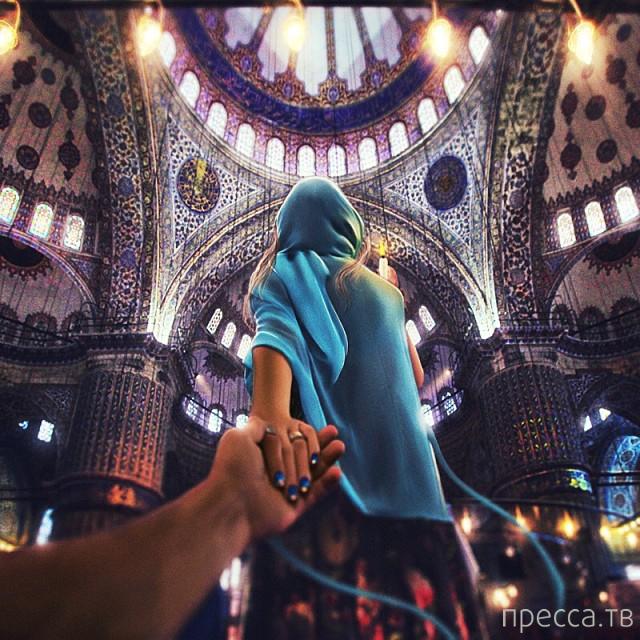 "Лучшие фотографии проекта ""Следуй за мной"" (Follow me) фотографа Мурада Османна (20 фото)"