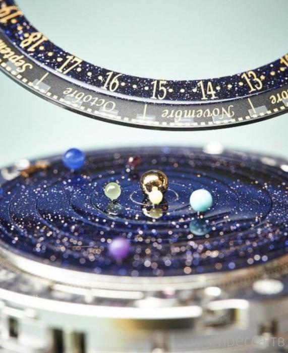 Planetarium Poetic - самые точные часы в Солнечной системе (9 фото)