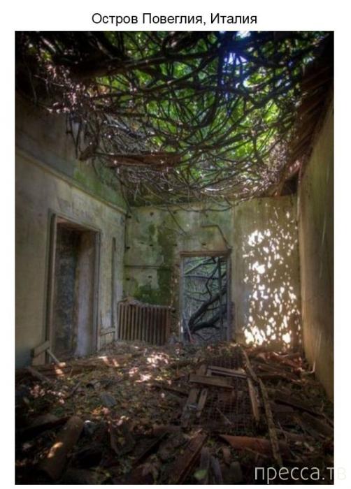 Заброшенные места со всего света (26 фото)