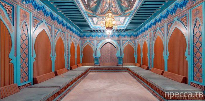 Новый дом дочери президента Узбекистана (8 фото)