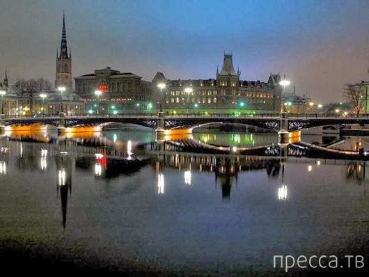Чудесный город Стокгольм (8 фото)
