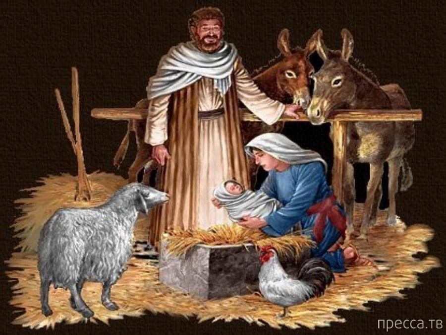7 января - Рождество Христово (7 фото)