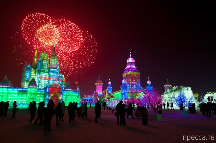 Топ 10: Самые красочные и масштабные фестивали на Земле (11 фото)