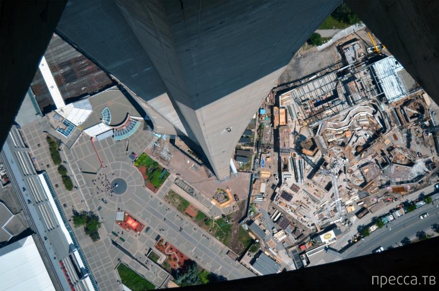 Топ 15: Самые высокие сооружения на Земле (17 фото)