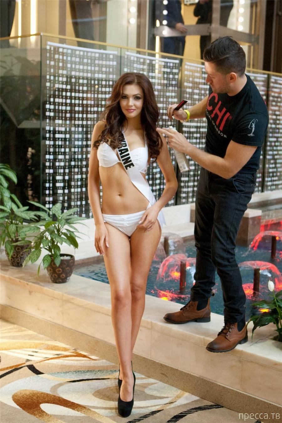 Ольга Стороженко - Мисс Украина, финалистка конкурса «Мисс Вселенная 2013» (8 фото)