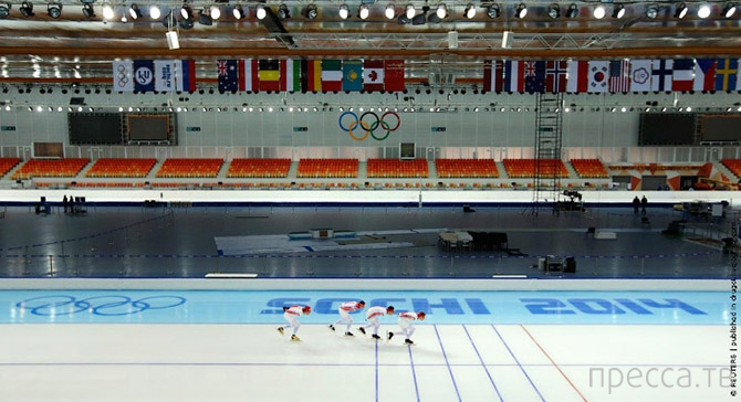 За неделю до Игр в Сочи (28 фото)