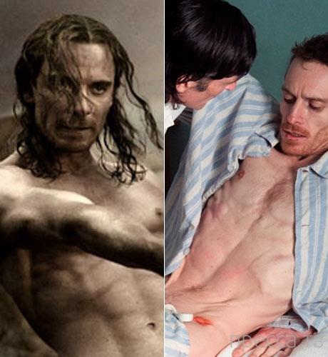 Смена образа: как актеры могут радикально изменять параметры своего тела (10 фото)
