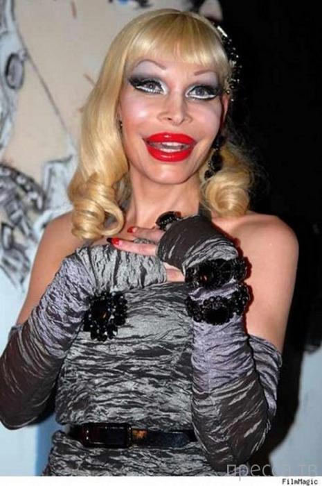 Уродливые блондинки фото зрелые нимфоманки