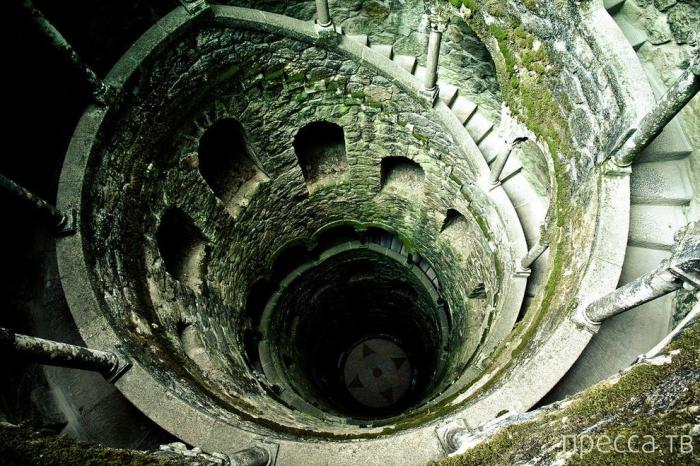 Масонский колодец посвящения в Португалии (8 фото)