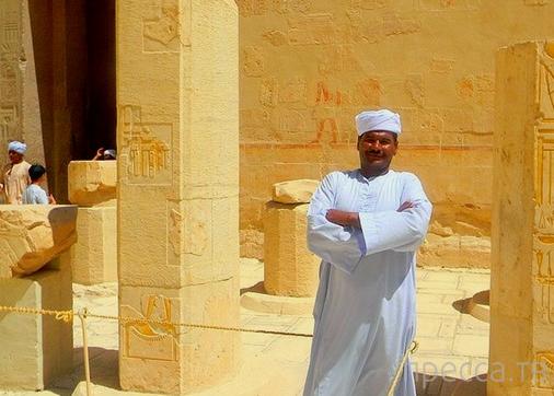Бакшиш! или Легко ли туристу в Египте (8 фото)