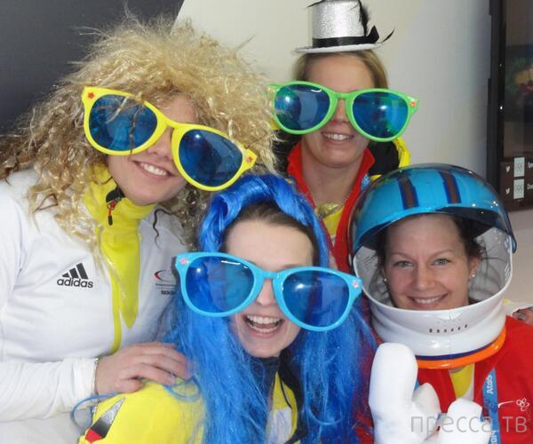 Люди на Олимпиаде Сочи-2014 (25 фото)