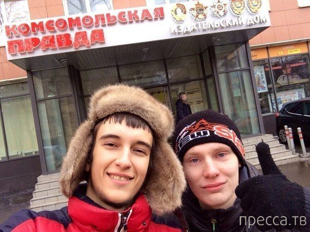 Не того Сергея Гордеева назвали убийцей (14 фото)
