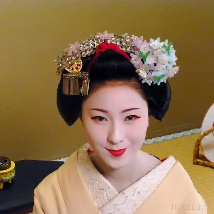Кто такие гейши (10 фото)