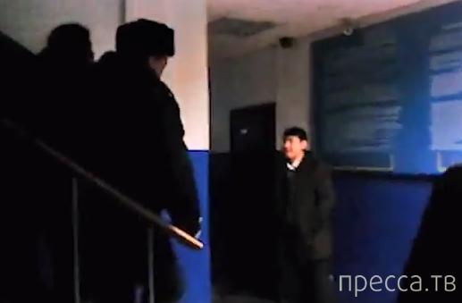 Беспредел полиции в Казахстане
