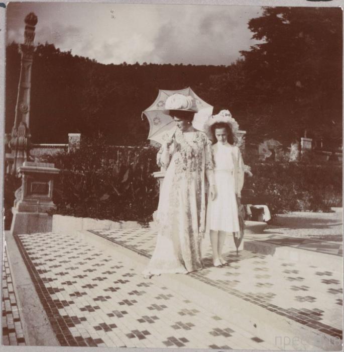 Редкие фотографии семьи Романовых (14 фото)